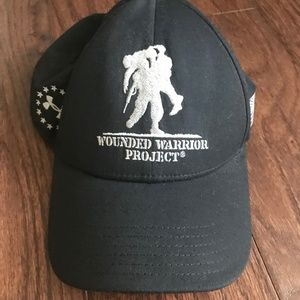 Under Armour Wounded Warrior Project ALUMNI cap
